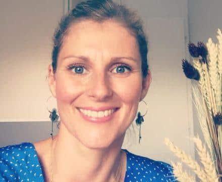 Céline Wiplié : «La Maison Hygée est à la fois une boutique et des prestations de naturopathie.»
